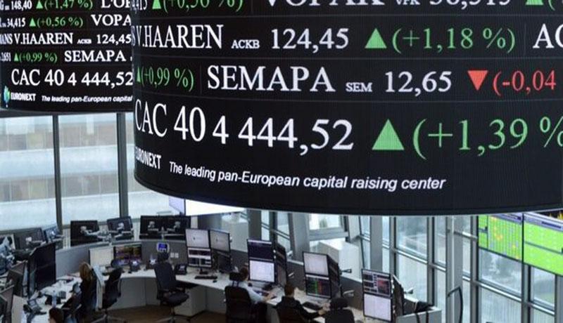 عملکرد متفاوت بورسهای جهانی در معاملات امروز