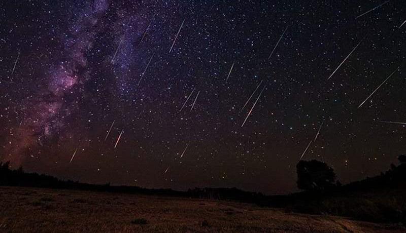 آسمان امشب شهابباران میشود
