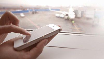 مسافران خارجی قبل از خروج از فرودگاه موبایل خود را رجیستر کنند