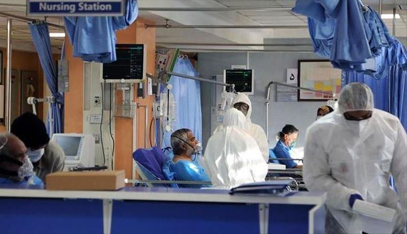 آمار کرونا در ایران 8 دی / 5502 بیمار جدید شناسایی شد