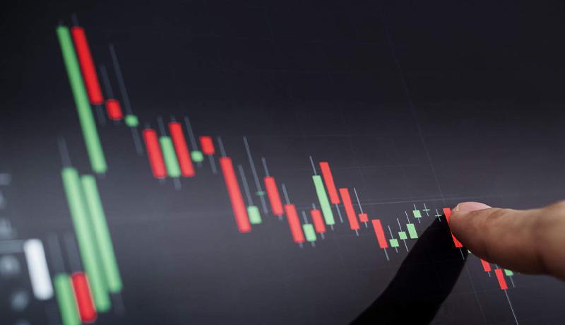 روند منفی قیمت سهام