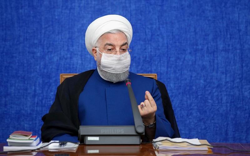 دستور روحانی به وزارت صمت درباره بازار خودرو
