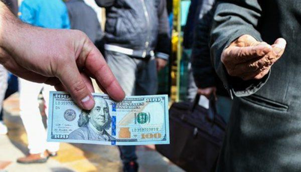 قیمت دلار امروز 9 آذر 99 چقدر شد؟