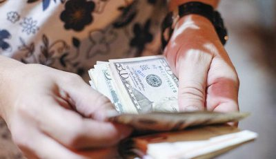 آخرین قیمت دلار تا پیش از امروز ۲۳ فروردین چقدر بود؟