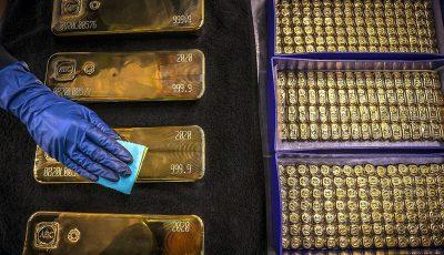 ظهور اولین نشانههای آغاز دوران پساکرونا / ریزش 89 دلاری قیمت جهانی طلا