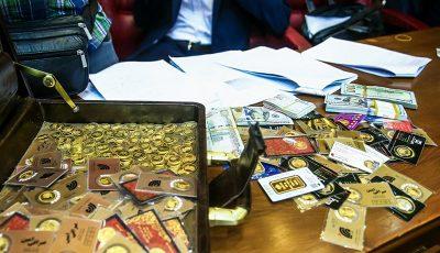ریزش بورس سرمایهها را به سمت بازار طلا و سکه میبرد