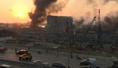 اعلام وضعیت فوق العاده در بیروت طی دو هفته
