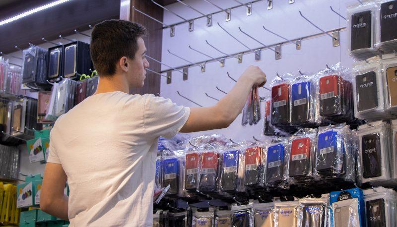 فروش موبایل اقساطی امکانپذیر است؟