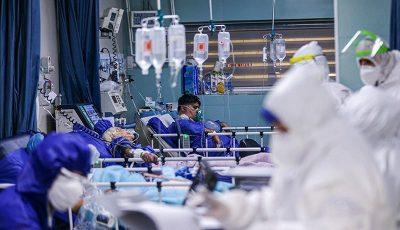 ۸۱ فوتی کرونا طی ۲۴ ساعت گذشته / آمار کرونا در ایران امروز ۲۵ دی ۹۹