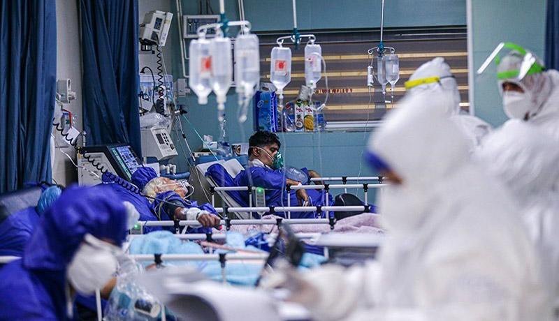 فوت ۹۶ بیمار کووید ۱۹ طی ۲۴ ساعت گذشته / آمار کرونا در ایران ۲۷ دی ۹۹