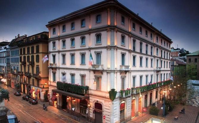 لیست و قیمت هتلهای ارزان در رم و میلان ایتالیا