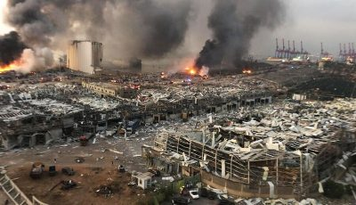 برآورد خسارت ناشی از انفجار بیروت