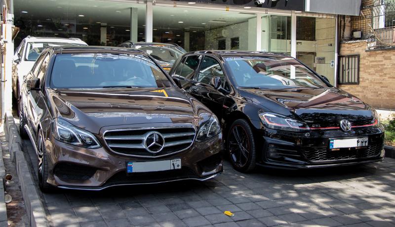 قیمت انواع خودرو خارجی در بازار چقدر است؟