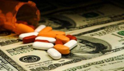 ۷۰درصد ارز دارو در اختیار ۵ شرکت دارویی