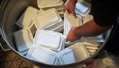 افزایش 130 درصدی قیمت ظروف یکبار مصرف نسبت به محرم 98
