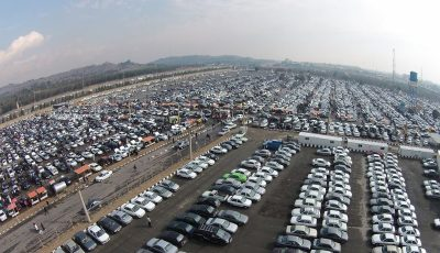 دپوی ۱۰۰ هزار خودروی ناقص در دو شرکت خودروساز