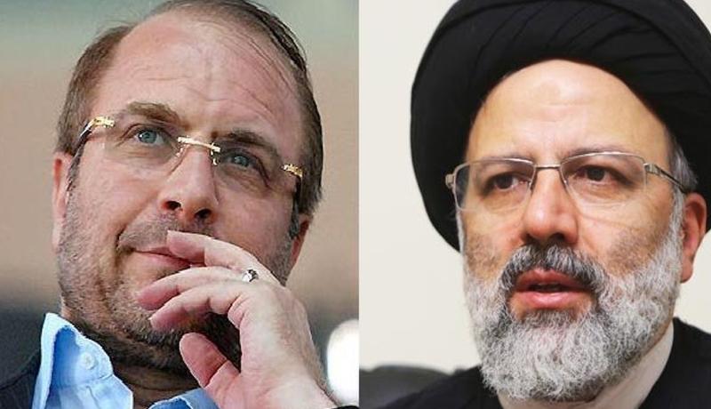 نامه قالیباف و رییسی به رهبری در انتقاد به نحوه فروش نفت در بورس