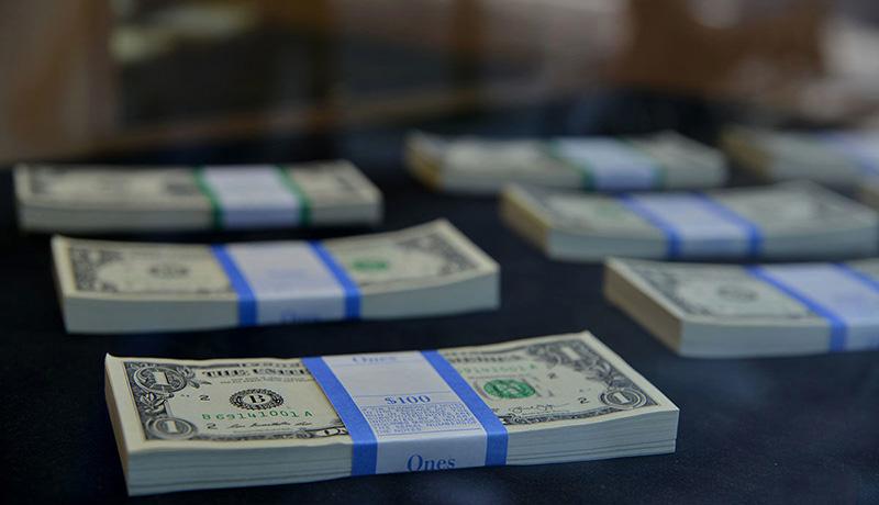 عرضه ۷۴ میلیون دلاری اسکناس در بازار متشکل ارزی