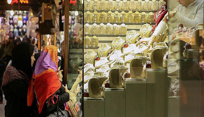 کاهش مجدد قیمتها در بازار طلا و سکه / قیمت دلار و یورو امروز ۹۹/8/7