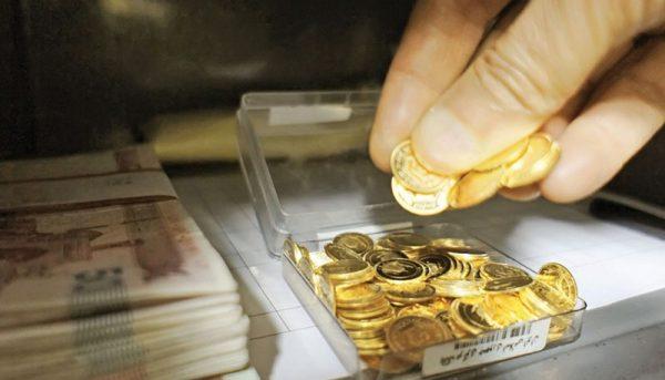 حباب سکه ۳۵۰ هزار تومان شد / سکه به ۹ میلیون تومان میرسد؟