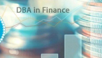 اطلاعیه پذیرش دوره DBAمالی و سرمایهگذاری دانشکده فنی
