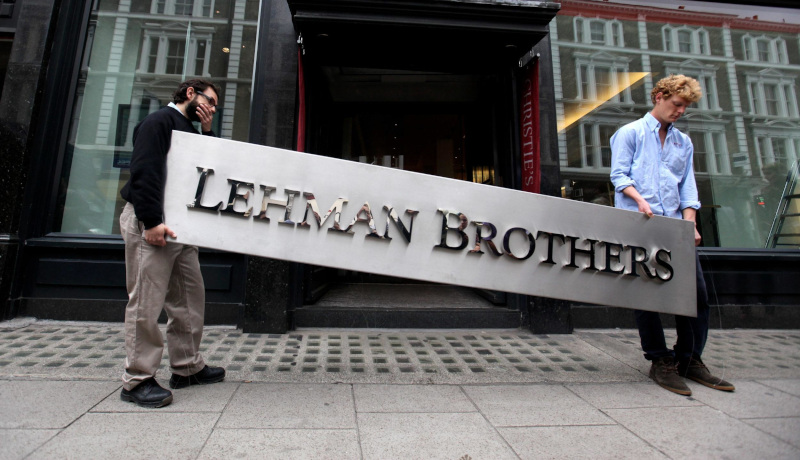 Lehman Brothers bank