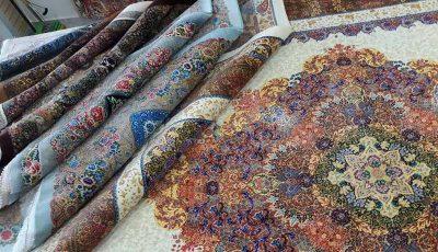 صادرات فرش از ۲ میلیارد به ۵۰ میلیون دلار رسید!