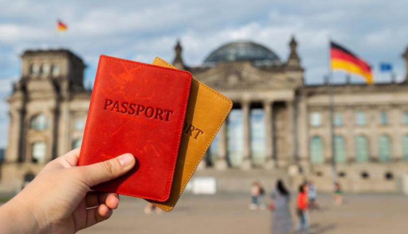 روشهای مهاجرت به آلمان