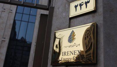 چهارشنبه یک میلیون بشکه نفت در بورس انرژی عرضه میشود