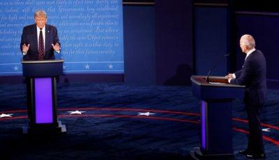 متن کامل مناظره مهم دیشب / در مناظره انتخاباتی ترامپ و بایدن چه گذشت؟