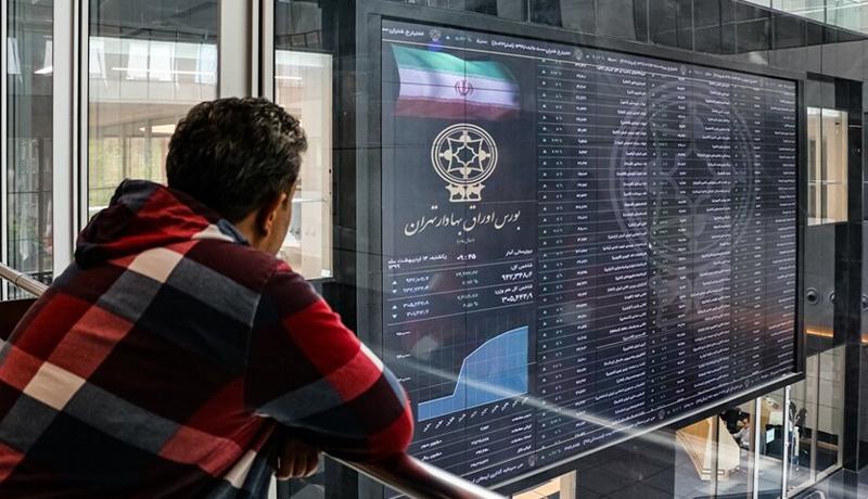 آخرین تحرکات بازار سهام در هفته آخر شهریور / فروش حقوقیها سرعت بورس را گرفت