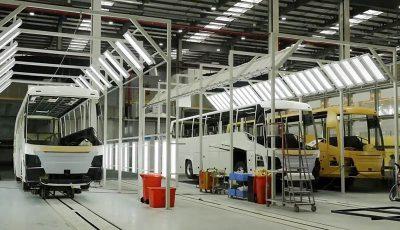 تکلیف خودروسازان به تولید ۵۰۰ دستگاه اتوبوس تا پایان سال