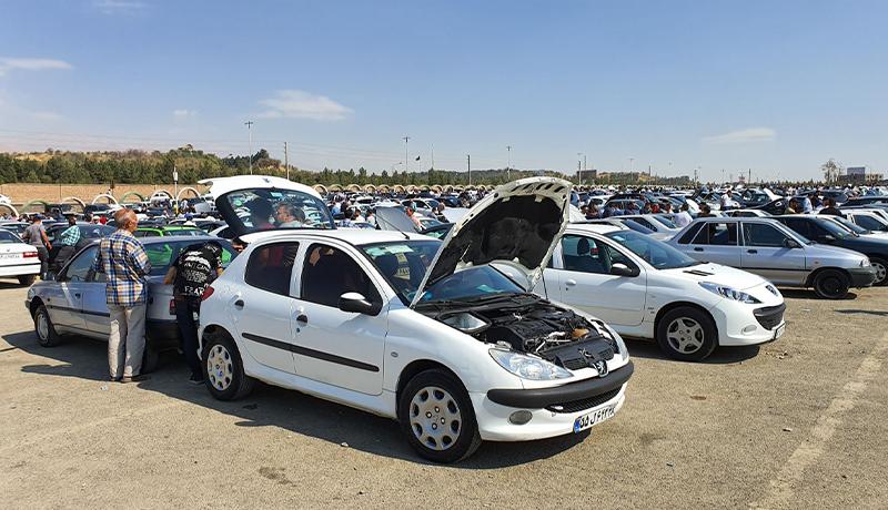 پیشبینی قیمت خودرو در هفته پیشرو