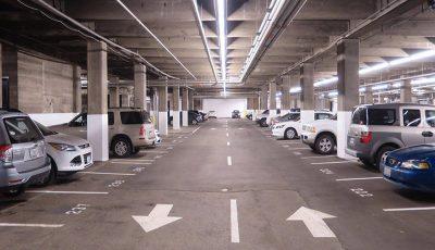 جای پارک خودرو چند؟