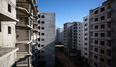 افزایش محسوس عرضه آپارتمانهای نوساز