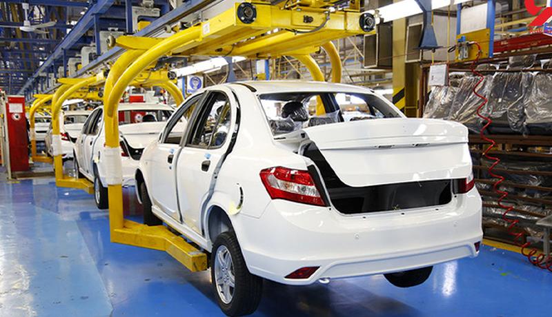 افزایش ۲۵ درصدی تولید خودرو نسبت به سال گذشته