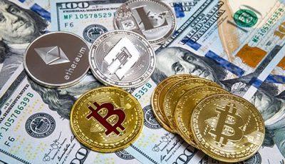 ریزش در بازار ارزهای دیجیتال