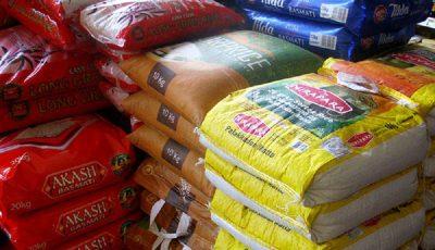 آزادسازی واردات برنج از فردا