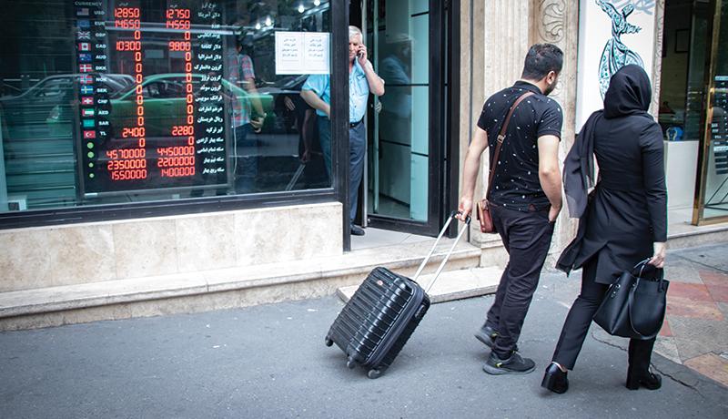 خودداری صرافیها از اعلام قیمت ارز