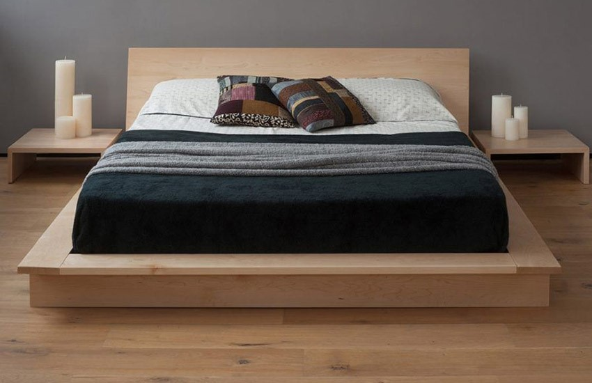 شیکترین تخت خوابهای دو نفره
