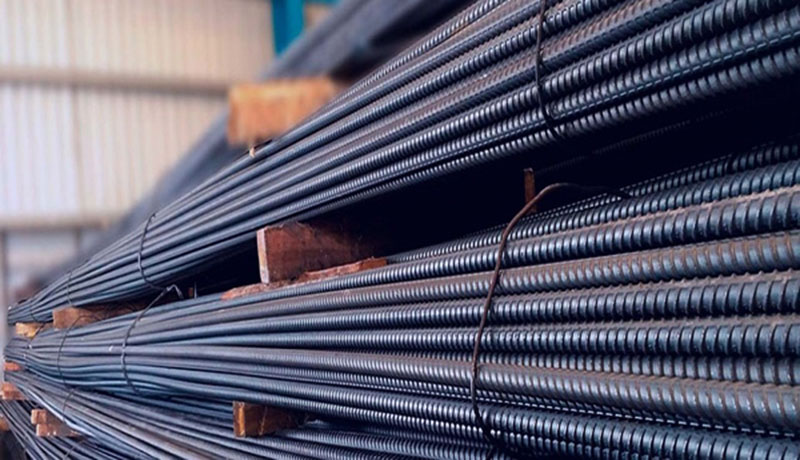 رشد قیمت میلگرد فولادی