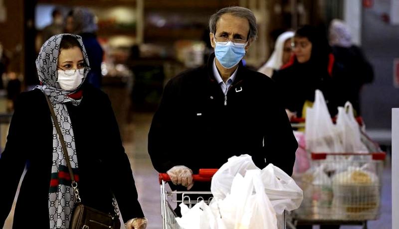 کووید-۱۹ ویروس کرونا ایران
