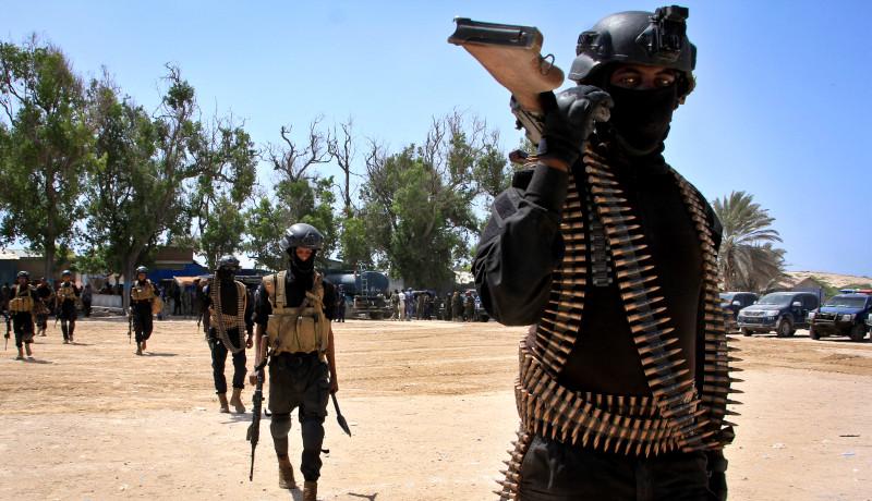 سومالی پلیس