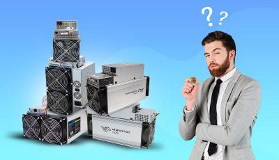 چه دستگاهی برای استخراج بیتکوین بهتر است؟