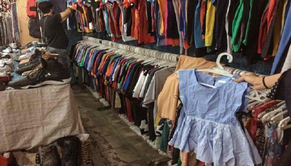 تاناکورای لباسهای ایرانی! / کیلو کیلو لباس دست دوم در بازار / فروش لباس کهنه بچگانه!
