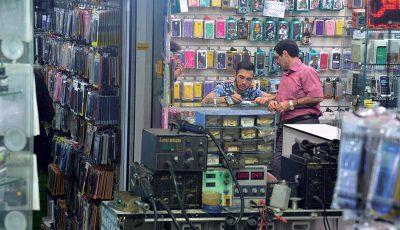 قیمت انواع گوشی سامسونگ امروز 27 مهر