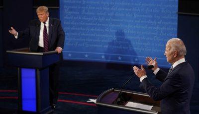 مناظره دوم ترامپ و بایدن مجازی برگزار میشود