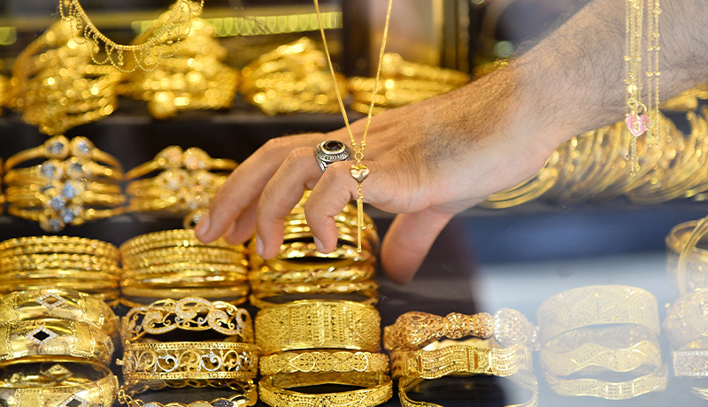 پیشبینی قیمت طلا امروز ۲۵ دی ۹۹