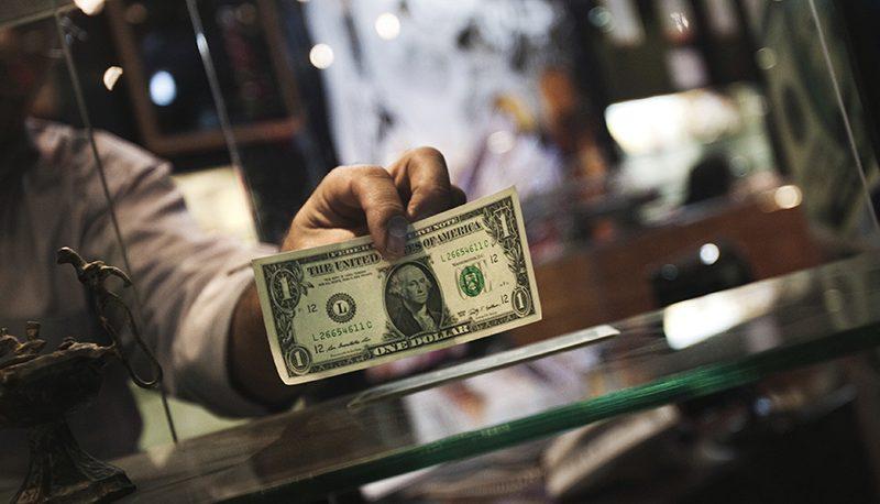 قیمت دلار 15 آذر 99 چقدر شد؟