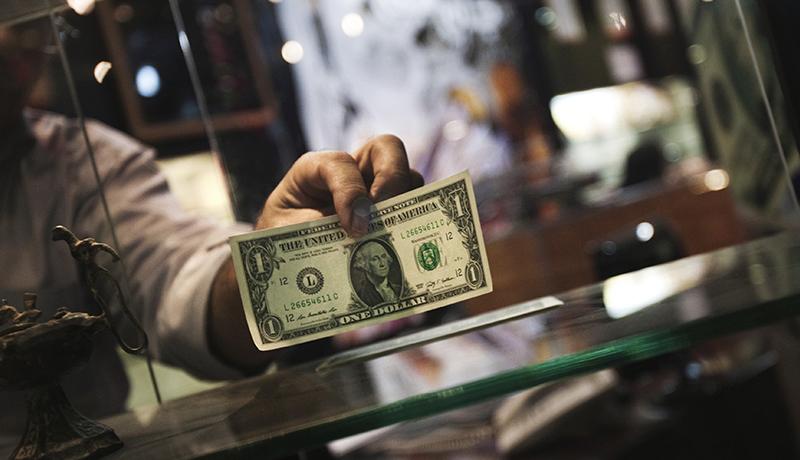 قیمت دلار امروز ۲۶ بهمن ۹۹ چقدر شد؟